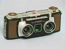 stereoscopy com stereo cameras kodak stereo rh stereoscopy com Kodak Stereo Camera Vintage Camera Kodak Stereo Slides