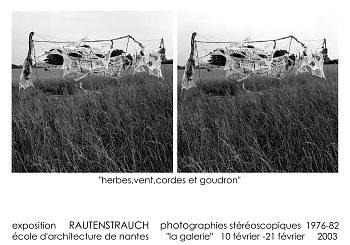 Rautenstrauch Exhibition